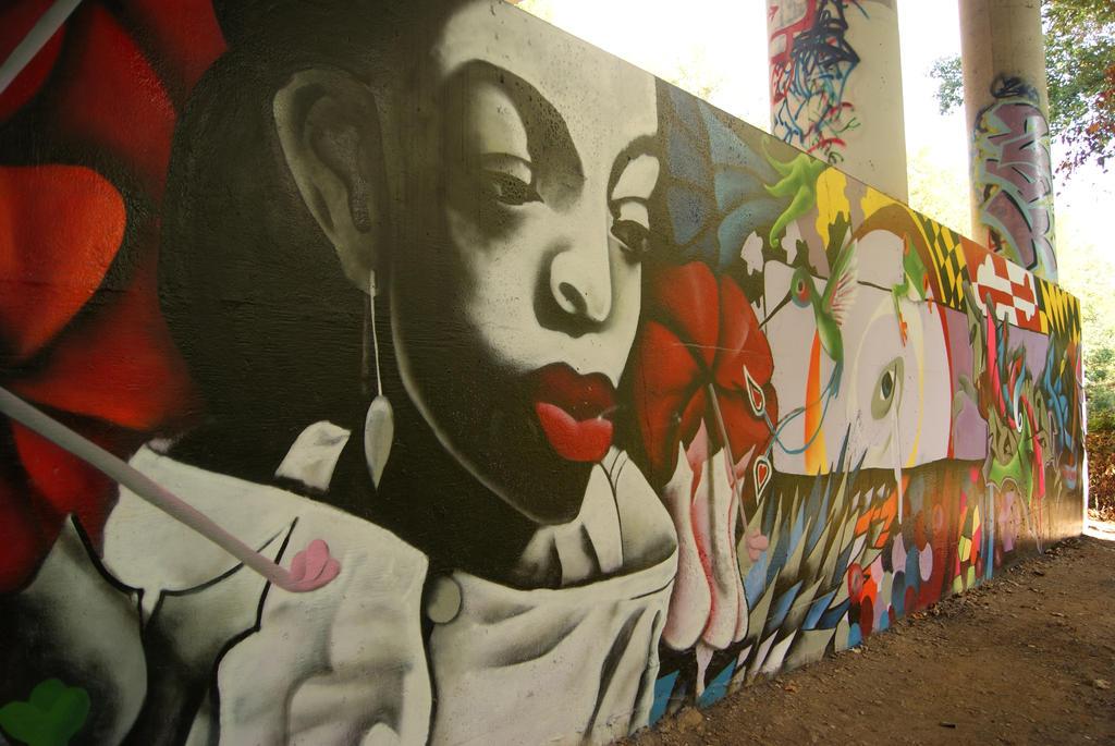 The hidden wonders of Graffiti by Inuyshathebom