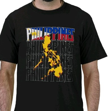 Philippines t shirt by pinoyshirts2 on deviantart for Philippines t shirt design
