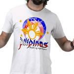 pilipinas sun t-shirt