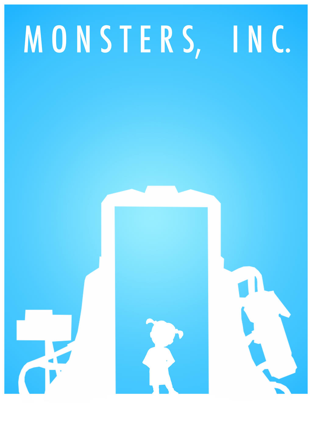 Monsters Inc Minimal Poster By Cw Posters On Deviantart
