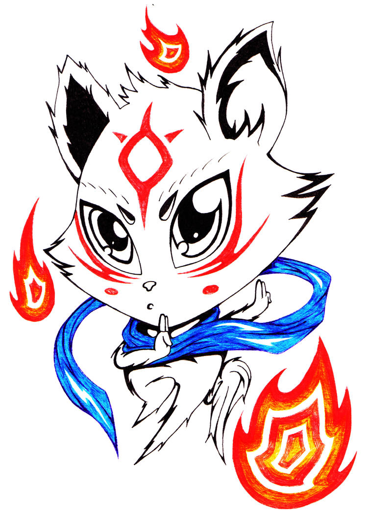 #2 Kitsu by Rockster2000