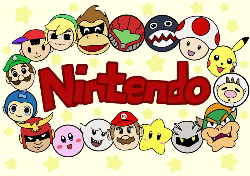 Nintendo! by Rockster2000