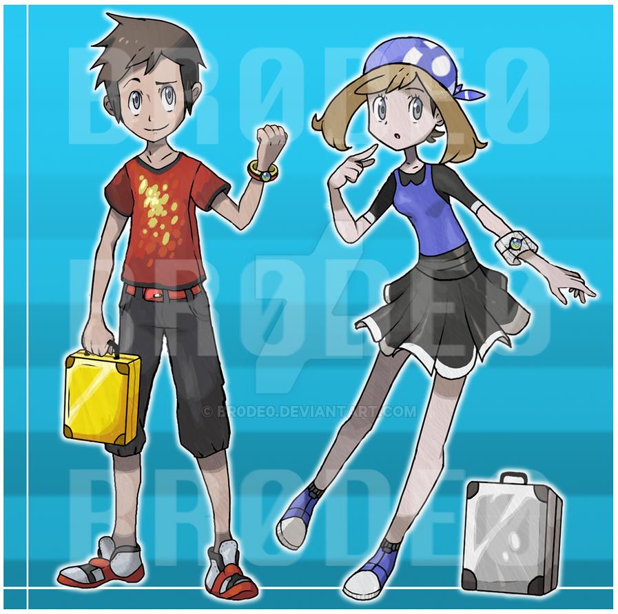 pokemon trainer may oras wwwimgkidcom the image kid