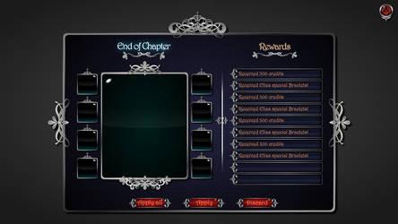 Game UI 1 by priteshrane