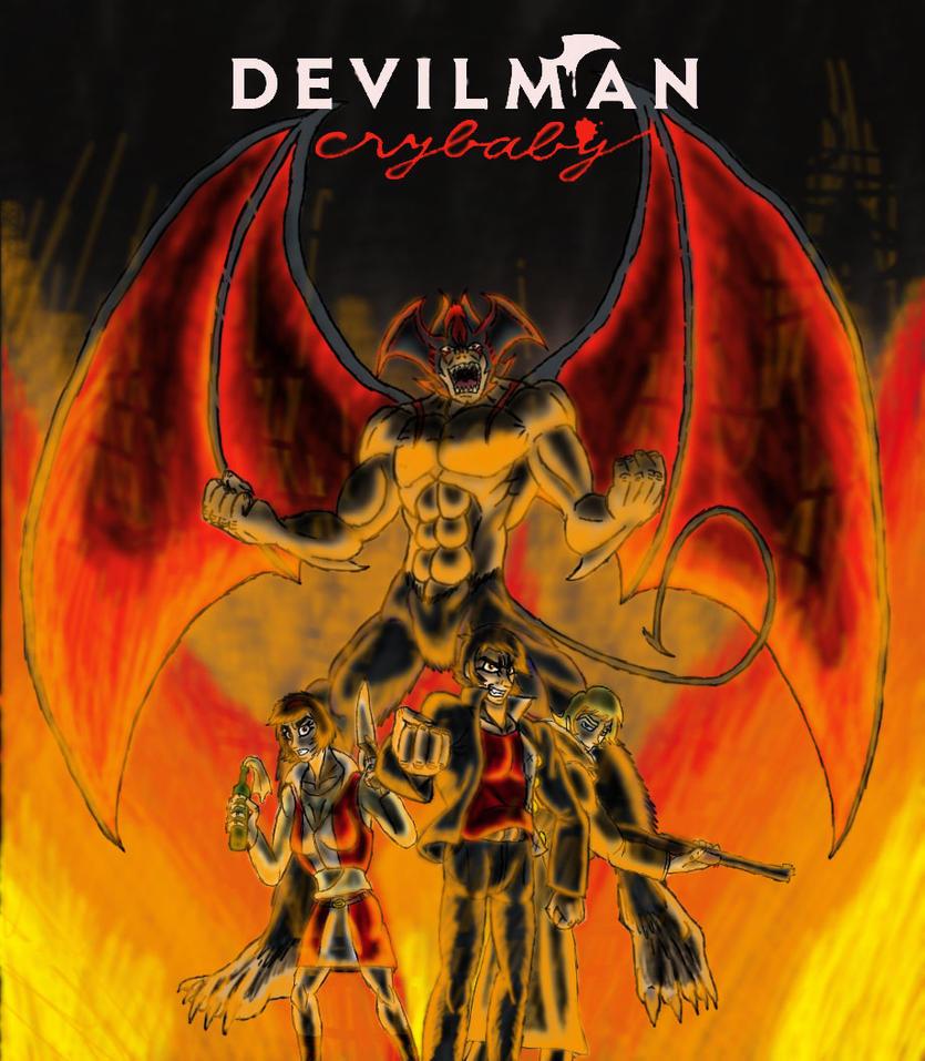 Devilman Crybaby By NeckOfSteel On DeviantArt