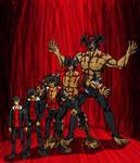 Devilman(transformation)
