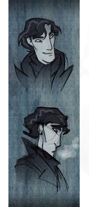 Sherlock in the dreich