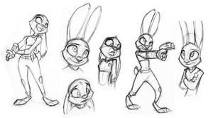 Judy Sketch
