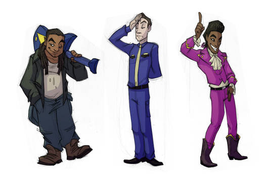 red dwarf cast