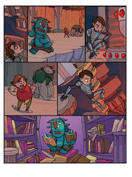 trollhunters page