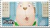 usavich Putin stamp by bergrimlo