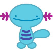 Wooper by PokePonyloid