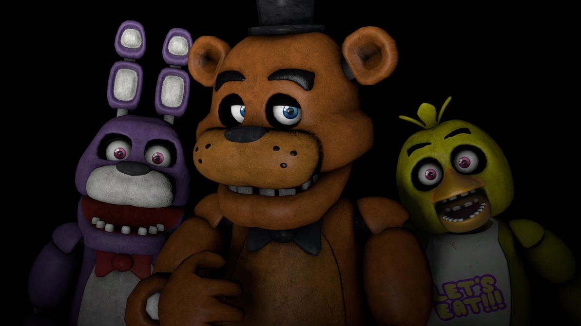 another fnaf 3 official - photo #11