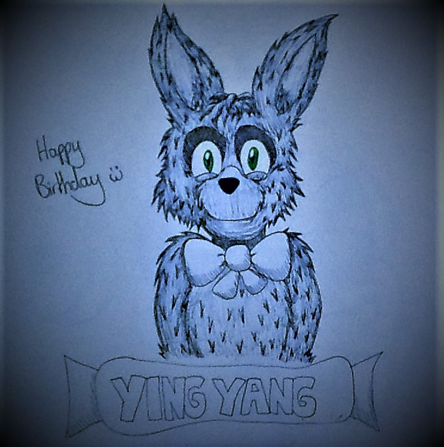 A gift for YingYang48 ^^ by Chowie333