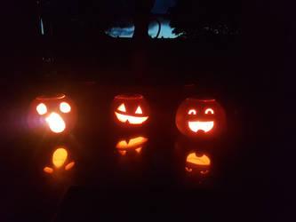 Spooky Pumpkins 2019
