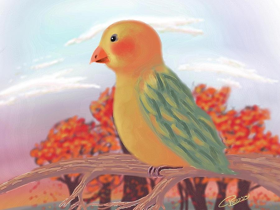 Love Bird by AshiyaWann