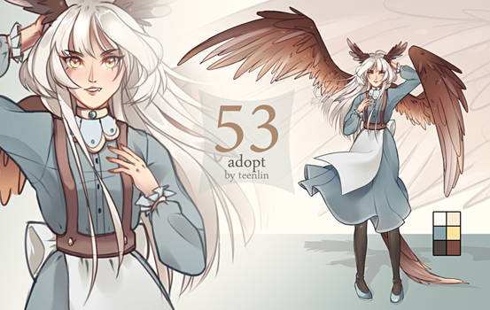 ADOPT AUCTION #53 (CLOSED) TEENLIN