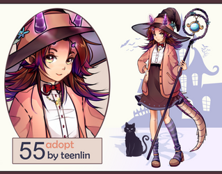 ADOPT AUCTION #55 (CLOSED) TEENLIN