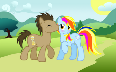 Whooves and Aurora