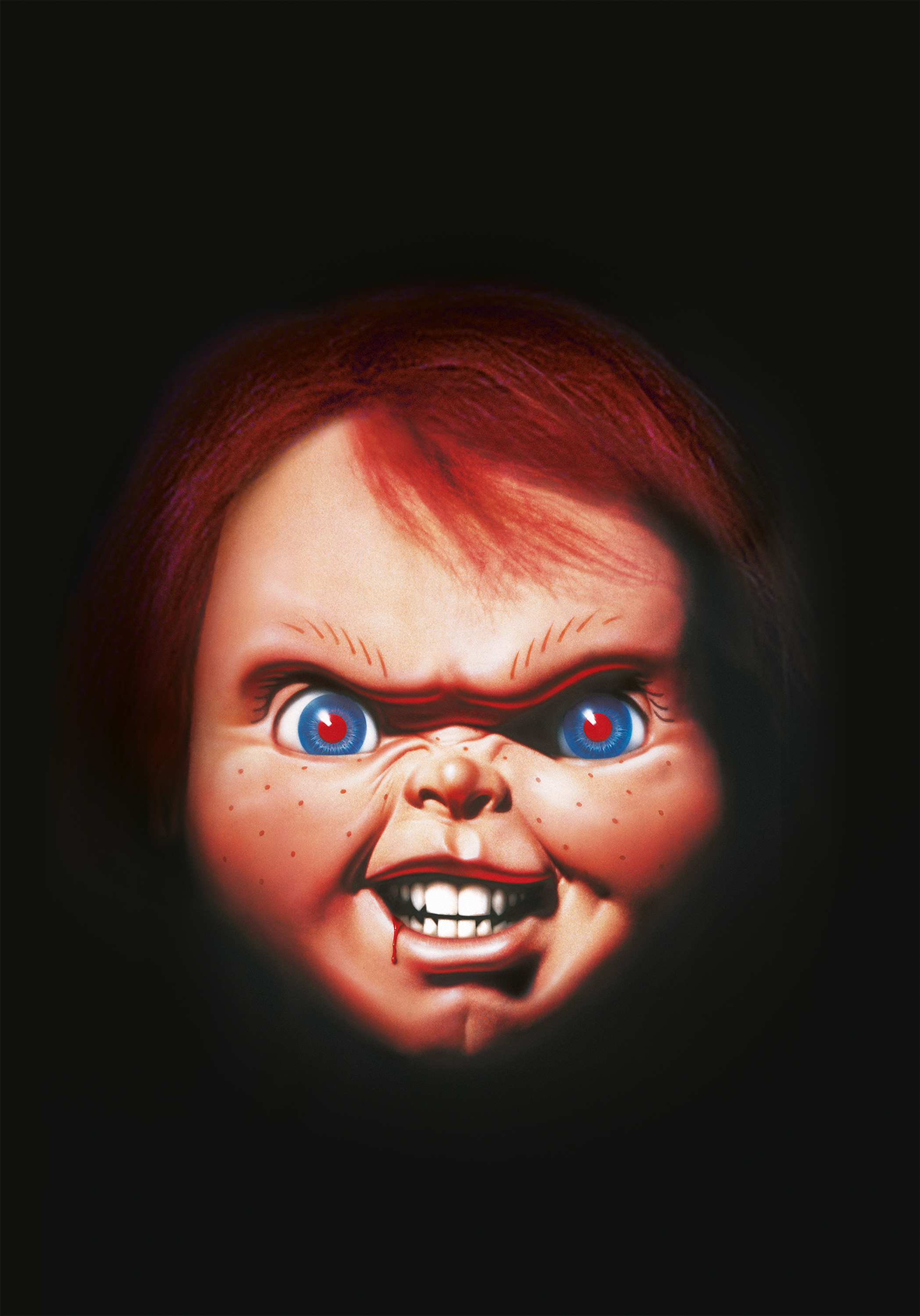 childs play 3 hires textless poster by franciscog9 on