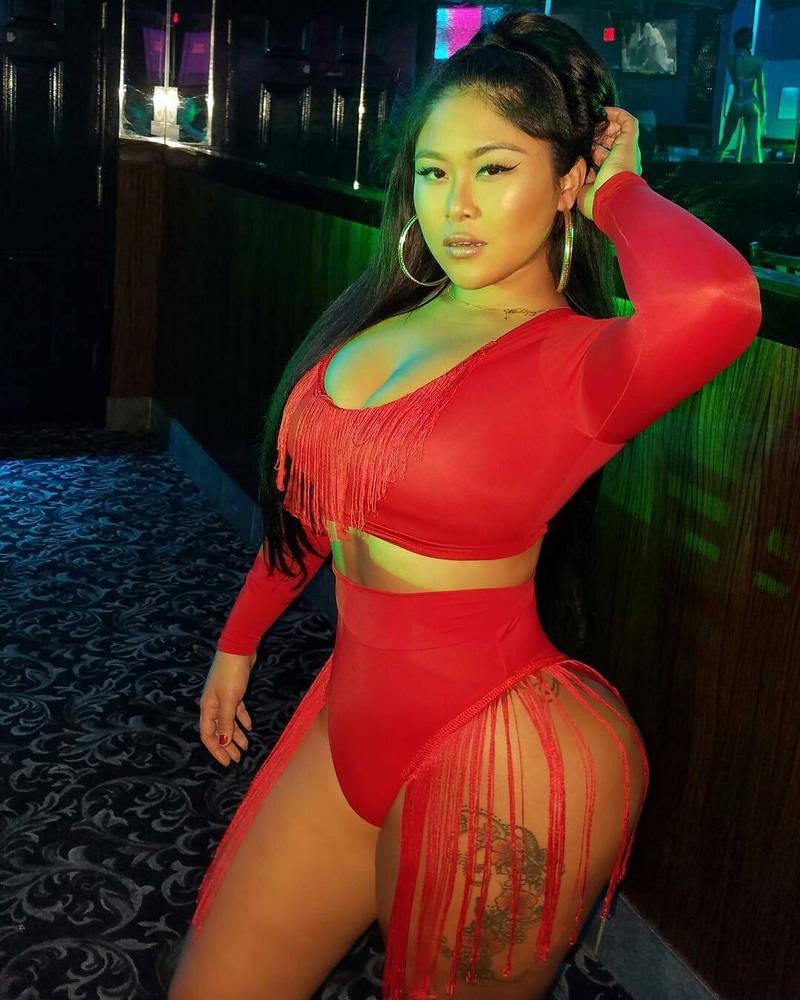 Phat asian girl