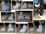 Digitigrade Legs WIP 2