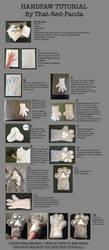 Handpaw Tutorial by basenjiboy