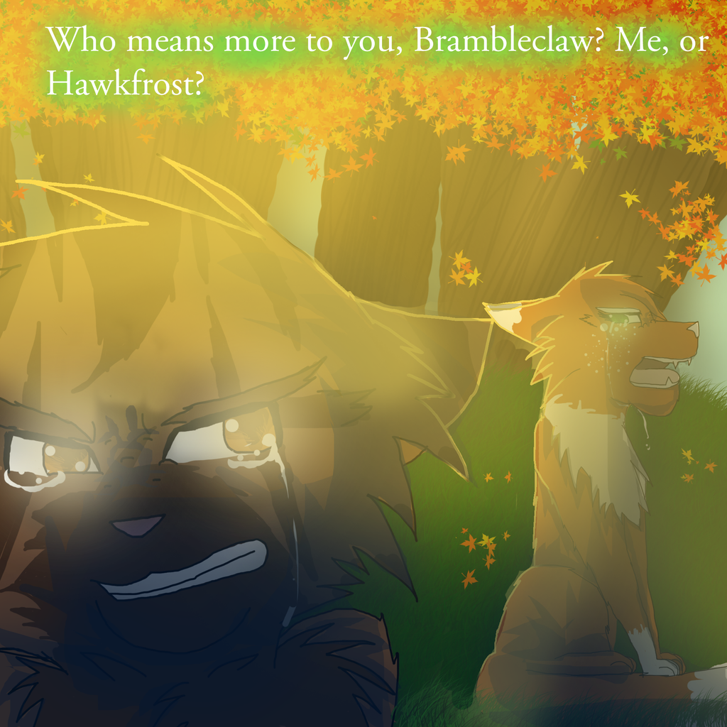 Warriors The New Prophecy Book 5: Who Means More? (Warrior Cats) By WarriorCat3042 On DeviantArt