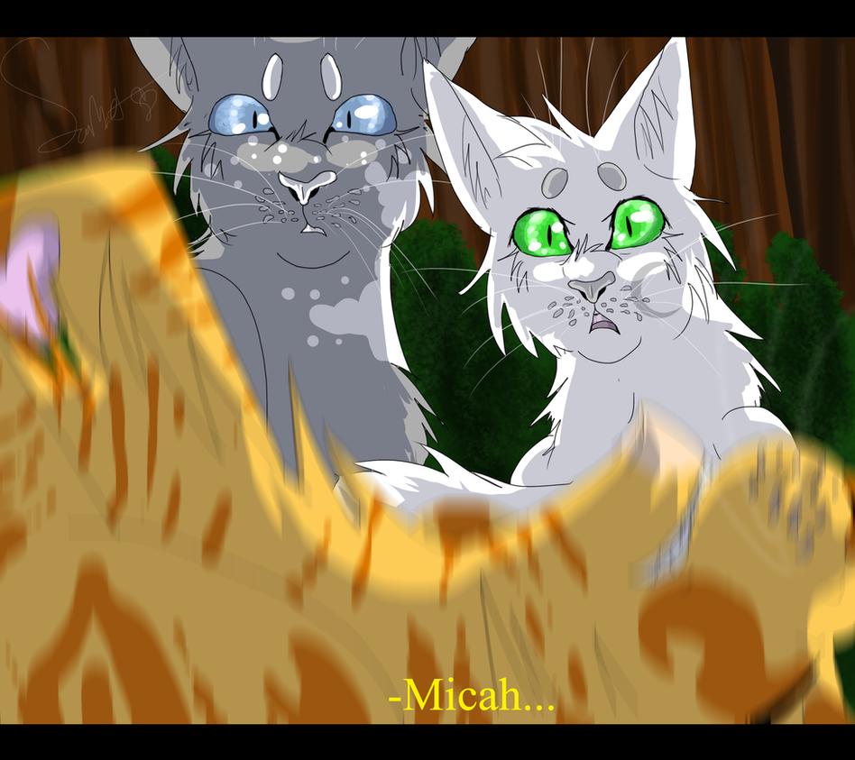 Warrior Cats Dawn Of The Clans Fanart: Micah's Death (Warrior Cats) By WarriorCat3042 On DeviantArt