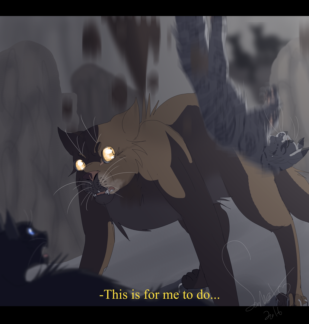 Warrior Cats Dead: Feathertail's Death (Warrior Cats) By WarriorCat3042 On