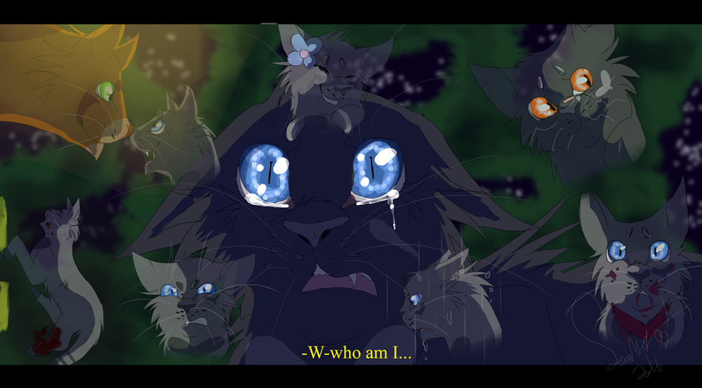 Warrior cats cinderpelt just a game