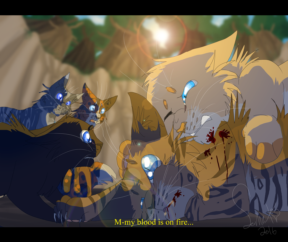 Warrior Cats Birth Scene