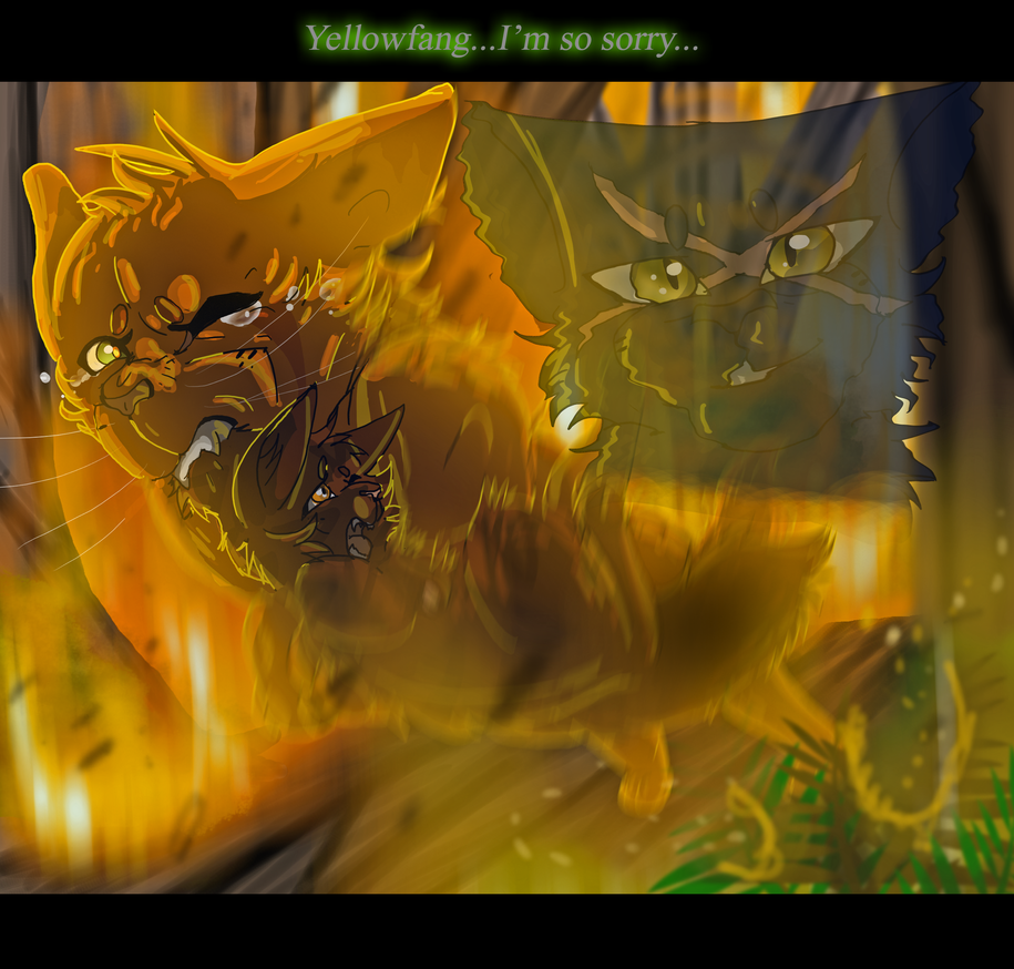 Warriors Fire And Ice Episode 3: Fireheart's Sacrifice (Warrior Cats) By WarriorCat3042 On