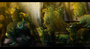 The Tribe of Rushing Water (Warrior Cats)
