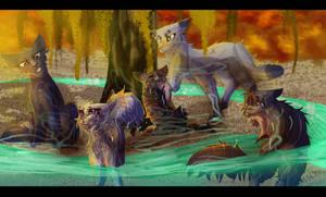 Fall Fishing (Warrior Cats)