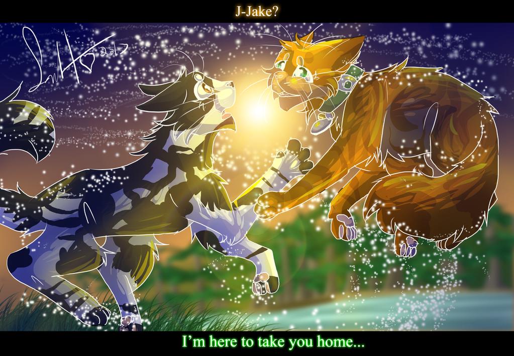 Home Warrior Cats-Tallstar Og Jake Af Warriorcat3042-3470