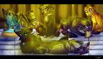 House Cats (Warrior Cat OC's)