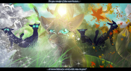Briarlight (Warrior Cats) by WarriorCat3042