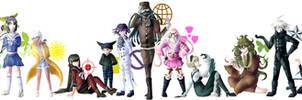 Danganronpa V3 All Characters (Fan-Art)