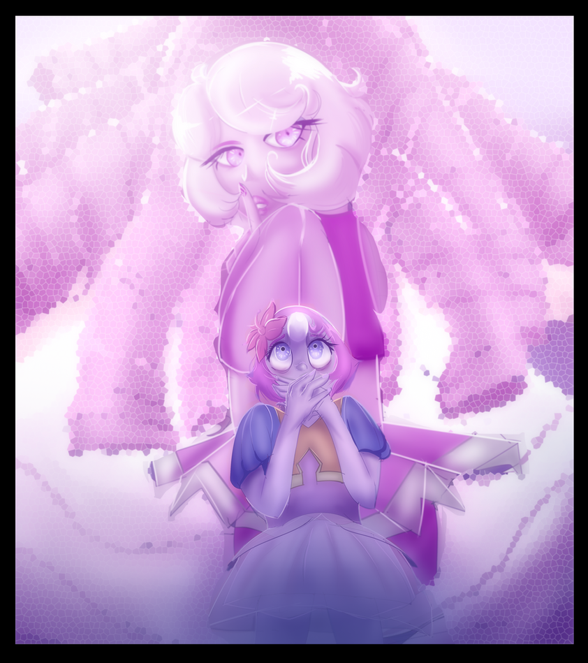 G wiz, it's been awhile since I've drawn something related to Steven Universe. I want to say the last thing I drew for this fandom was a Pink Diamond drawing before she was officially revealed (jus...