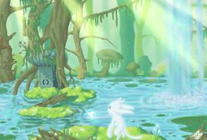 Thornfelt Swamp by Jopilatje