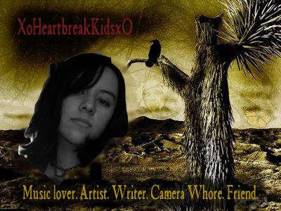 XoHeartbreakKidsxO's Profile Picture