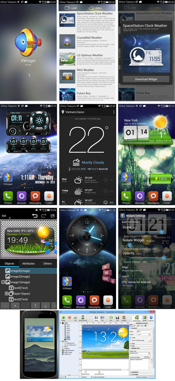 Xwidget for android v133 2017 9 12 by xwidgetsoft on deviantart xwidget for android v133 2017 9 12 by xwidgetsoft publicscrutiny Images