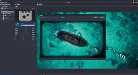 XWallpaper 1.8  Add 2D Water Ripple Animate Effect