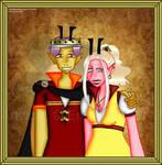 Uwain and Hafwen