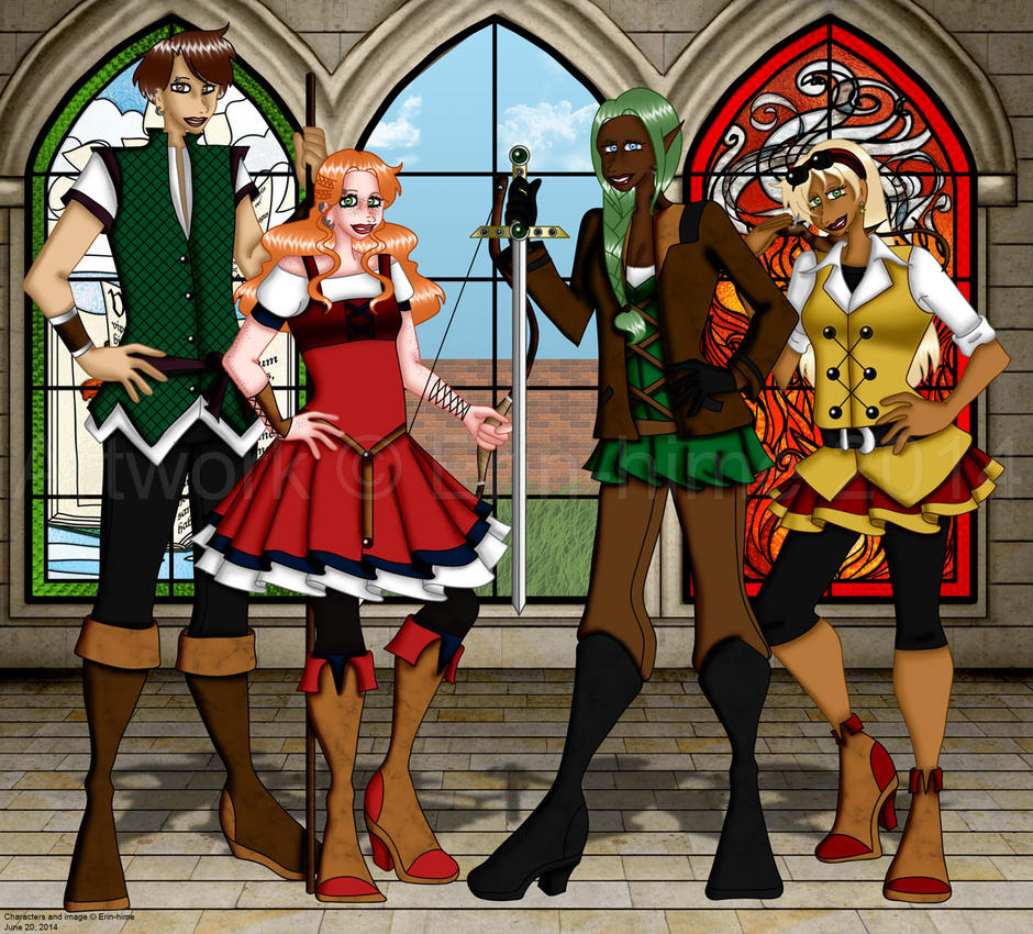 Matrem Dei Group by erin-hime