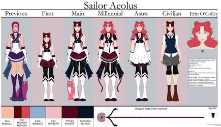 Sailor Aeolus Design