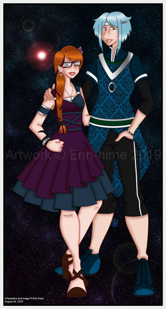 Princess and Prince
