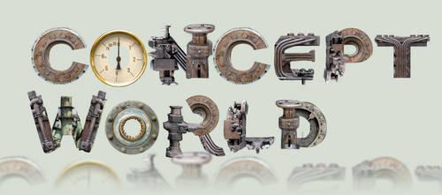 Concept World logo by GDSWorld