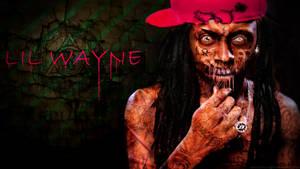 Zombie Lil Wayne HD Wallpaper